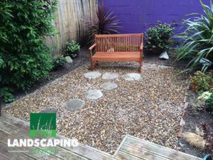 Professional Garden Design London - Final Result