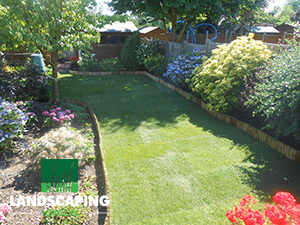 Professional Landscaping London - Final Result