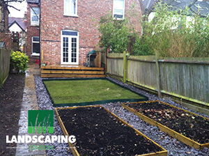 Garden Landscaping London - Final Result