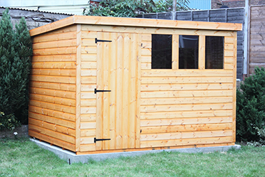 Garden Sheds Installed specialist shed installations in london | building a shed