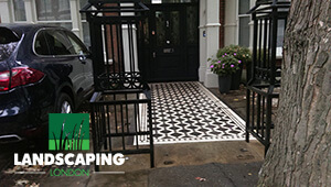 Professional Paving Services London - Final result
