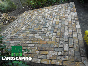 Professional Paving London - Final Result