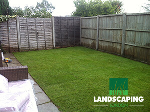 Professional Turfing London - Final Result
